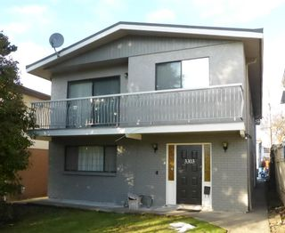 Photo 1: 3303 VENABLES Street in Vancouver: Renfrew VE House for sale (Vancouver East)  : MLS®# R2128390
