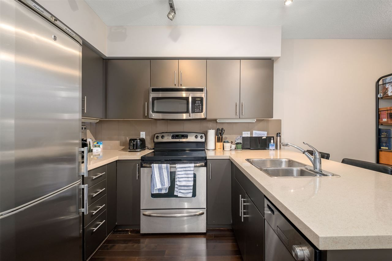 """Photo 8: Photos: 512 9009 CORNERSTONE Mews in Burnaby: Simon Fraser Univer. Condo for sale in """"THE HUB"""" (Burnaby North)  : MLS®# R2507886"""
