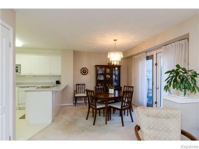 Photo 6: Photos: 650 Warde Avenue in Winnipeg: River Park South Condominium for sale (2F)  : MLS®# 1622113