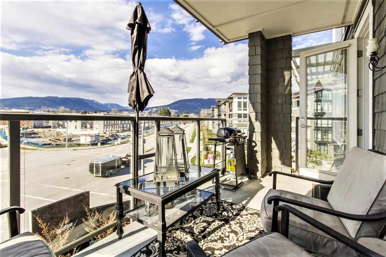 "Photo 12: Photos: 318 550 SEABORNE Place in Port Coquitlam: Riverwood Condo for sale in ""FREMONT GREEN"" : MLS®# R2248595"