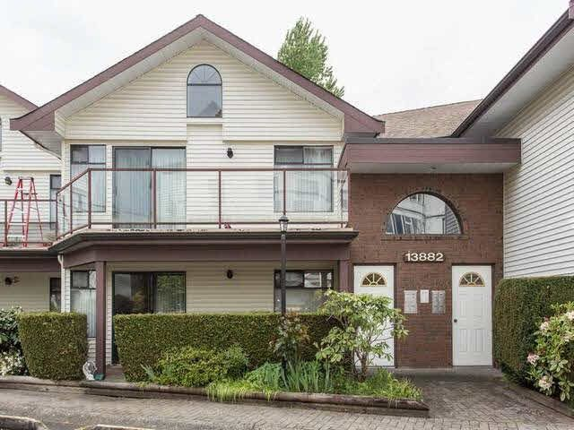 """Main Photo: 202 13882 102 Avenue in Surrey: Whalley Townhouse for sale in """"GLENDALE VILLAGE"""" (North Surrey)  : MLS®# F1438802"""