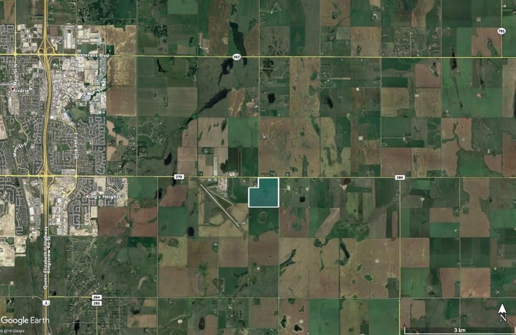 Main Photo: Township Road 270 in Rural Rocky View County: Rural Rocky View MD Land for sale : MLS®# A1052171