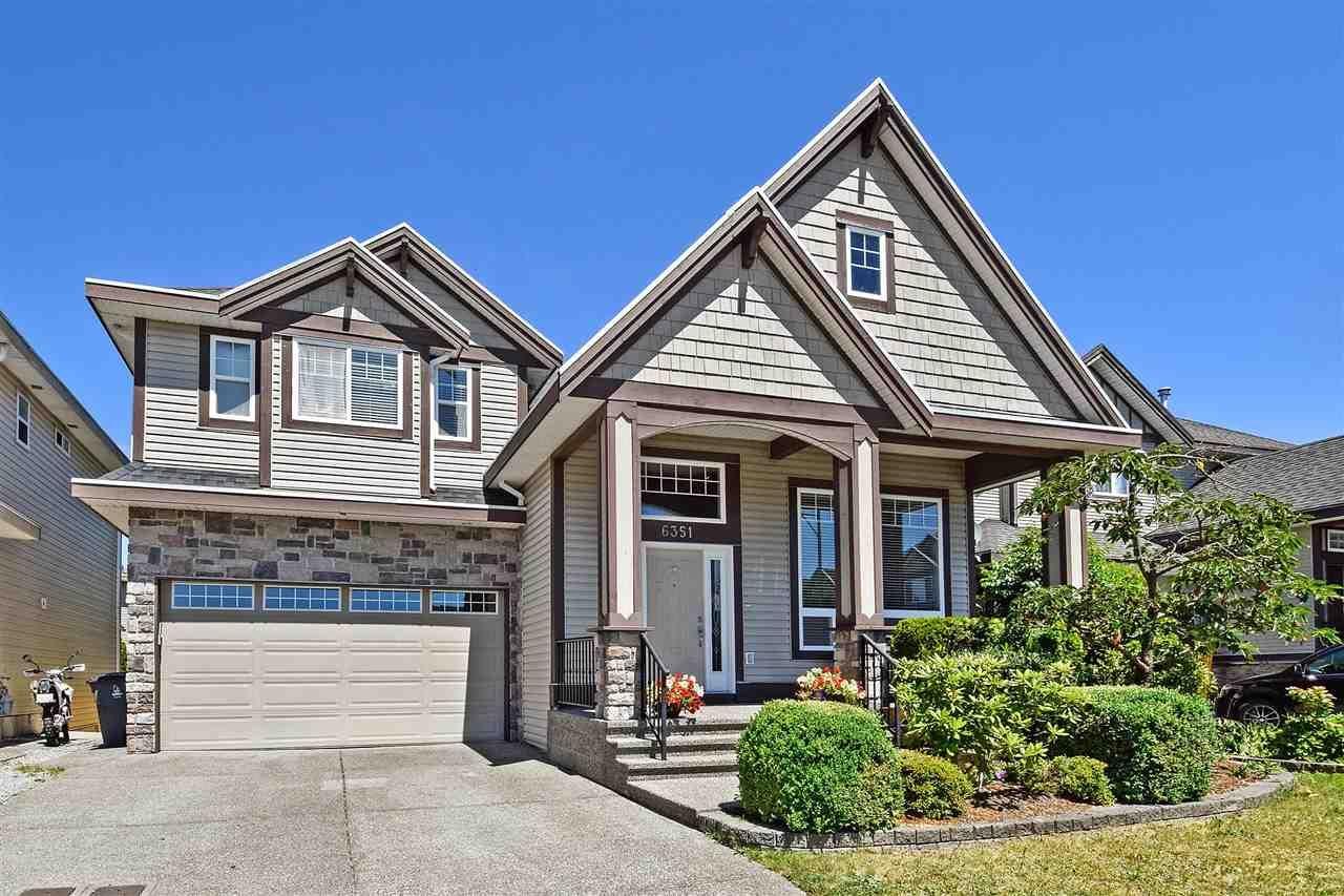 "Main Photo: 6351 167B Street in Surrey: Cloverdale BC House for sale in ""West Cloverdale"" (Cloverdale)  : MLS®# R2475893"