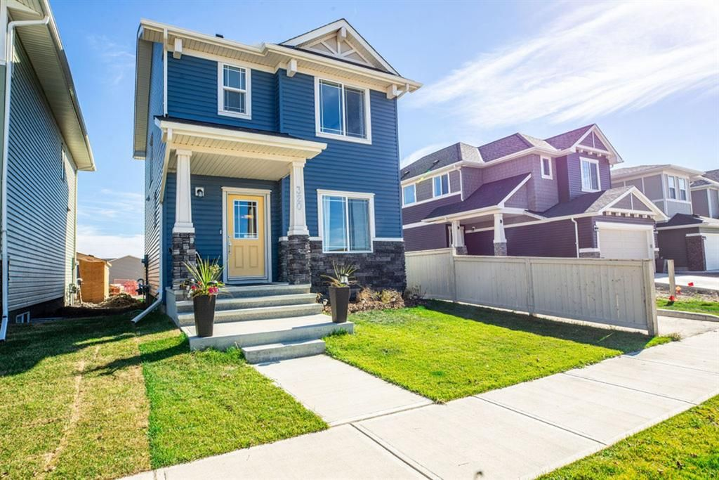 Main Photo: 320 Bayview Street SW: Airdrie Detached for sale : MLS®# A1150102