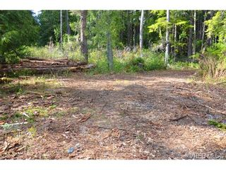 Photo 9: LOT 7 Fishboat Bay Rd in SHIRLEY: Sk French Beach Land for sale (Sooke)  : MLS®# 668463