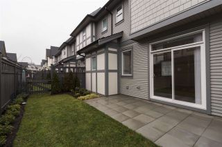 "Photo 12: 60 8138 204 Street in Langley: Willoughby Heights Townhouse for sale in ""Ashbury and Oak by Polygon"" : MLS®# R2230446"