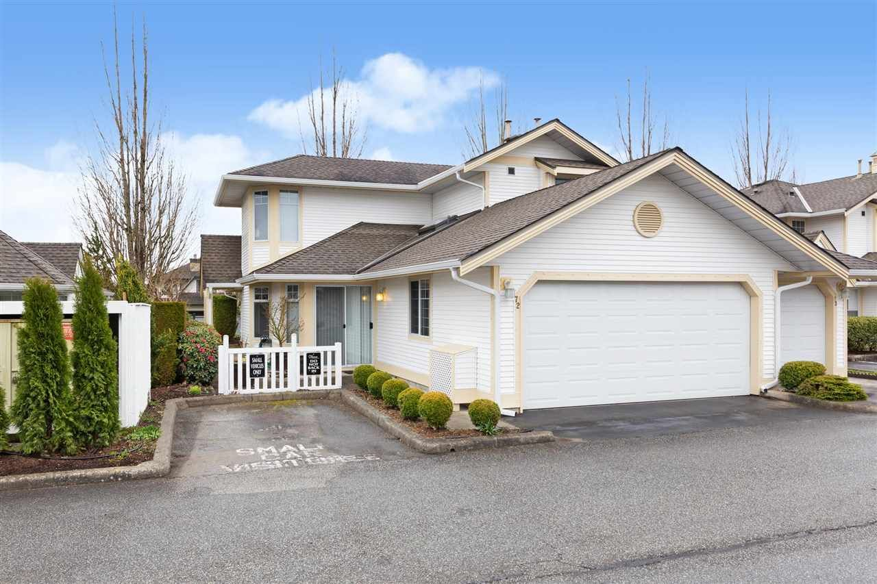 """Main Photo: 72 8737 212 Street in Langley: Walnut Grove Townhouse for sale in """"Chartwell Green"""" : MLS®# R2564221"""