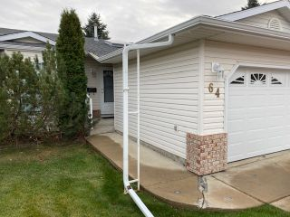 Photo 2: 64 4410 52 Avenue: Wetaskiwin House Half Duplex for sale : MLS®# E4220367