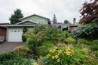 "Photo 1: 7870 WELSLEY Drive in Burnaby: Burnaby Lake House for sale in ""BURNABY LAKE"" (Burnaby South)  : MLS®# R2288374"