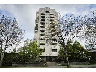 "Photo 1: 902 1405 W 12TH Avenue in Vancouver: Fairview VW Condo for sale in ""THE WARRENTON"" (Vancouver West)  : MLS®# V1120678"