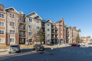 Main Photo: 2308 73 Erin Woods Court SE in Calgary: Erin Woods Apartment for sale : MLS®# A1061883