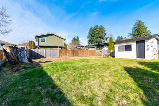 Photo 34: 44781 CUMBERLAND Avenue: House for sale in Chilliwack: MLS®# R2546098