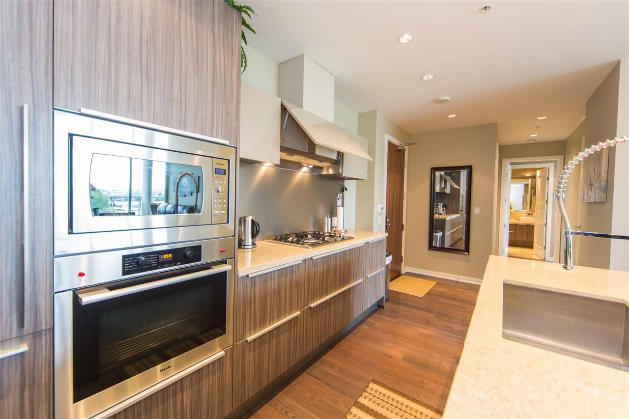 Photo 11: Photos: 606 1616 COLUMBIA STREET in Vancouver: False Creek Condo for sale (Vancouver West)  : MLS®# R2085306