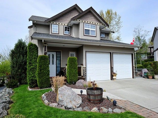 Main Photo: 35500 ALLISON Court in Abbotsford: Abbotsford East House for sale : MLS®# F1309162