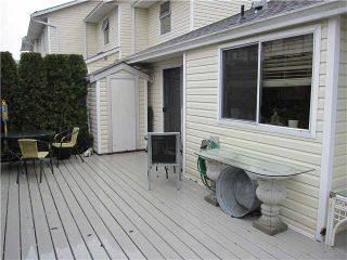 """Photo 14: 501 20675 118TH Avenue in Maple Ridge: Southwest Maple Ridge Townhouse for sale in """"ARBOR WYND"""" : MLS®# V1104184"""