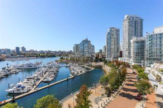 "Photo 6: 902 1067 MARINASIDE Crescent in Vancouver: Yaletown Condo for sale in ""QUAYWEST TWO"" (Vancouver West)  : MLS®# R2004364"