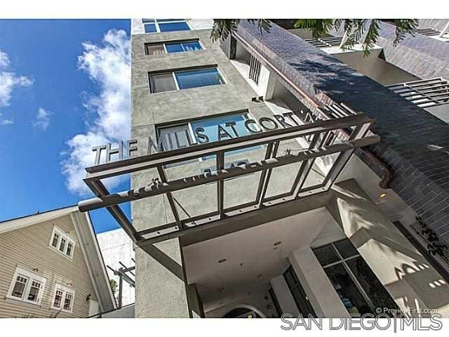 Main Photo: DOWNTOWN Condo for sale : 1 bedrooms : 1642 7Th Ave #226 in San Diego
