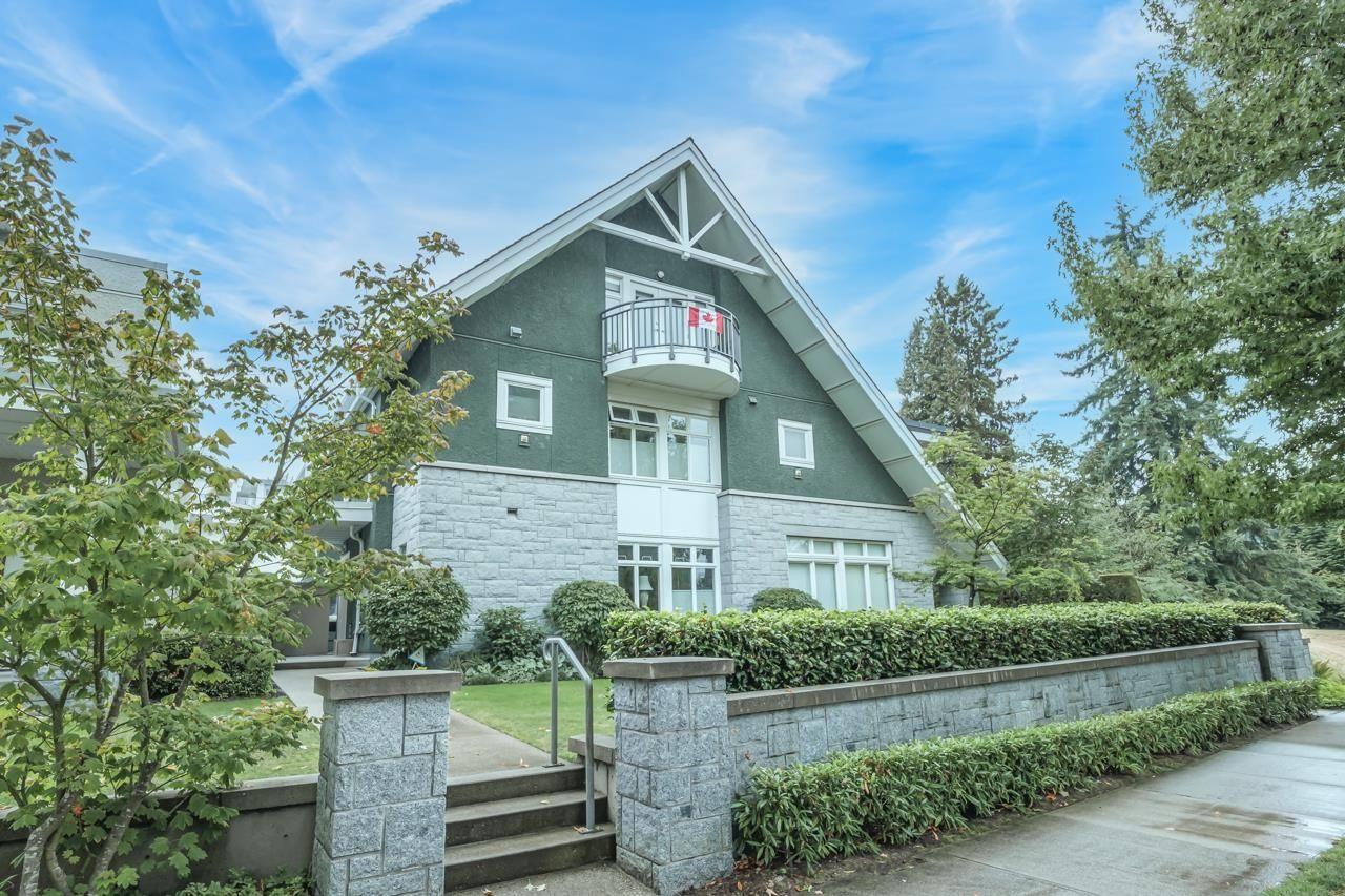 Main Photo: 6028 CHANCELLOR Boulevard in Vancouver: University VW 1/2 Duplex for sale (Vancouver West)  : MLS®# R2611176