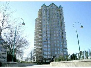 """Photo 1: 1706 1250 QUAYSIDE Drive in New Westminster: Quay Condo for sale in """"PROMENADE"""" : MLS®# V1071972"""