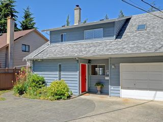 Photo 1: B 490 Terrahue Rd in VICTORIA: Co Wishart South Half Duplex for sale (Colwood)  : MLS®# 762813