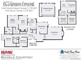 Photo 10: 4875 GREAVES Crescent in COURTENAY: CV Courtenay West House for sale (Comox Valley)  : MLS®# 701288