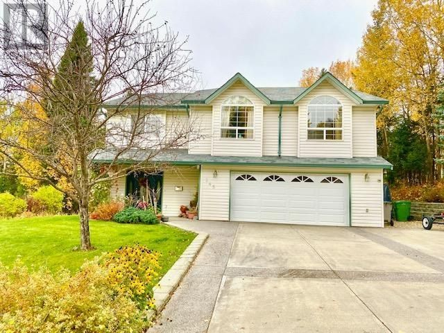 Main Photo: 245 FIEGE ROAD in Quesnel: House for sale : MLS®# R2624947