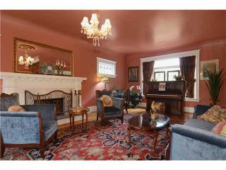 Photo 4: 1837 W 19TH Avenue in Vancouver: Shaughnessy House for sale (Vancouver West)  : MLS®# V1018111