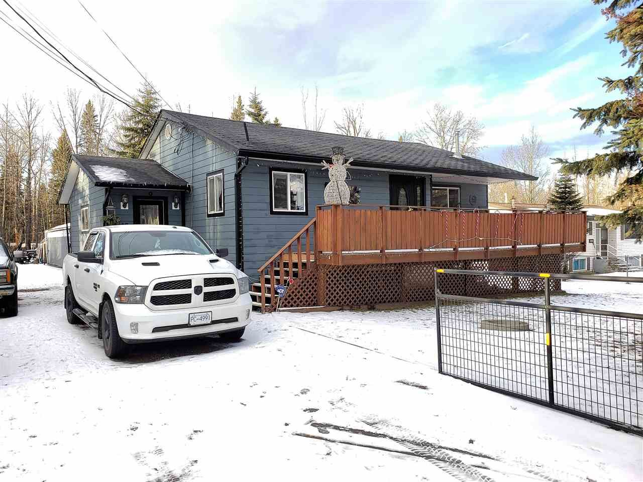 Main Photo: 6407 W 16 Highway in Prince George: Beaverley House for sale (PG Rural West (Zone 77))  : MLS®# R2530221