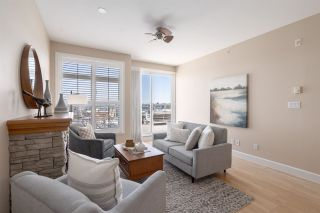 """Photo 11: 408 4111 BAYVIEW Street in Richmond: Steveston South Condo for sale in """"THE VILLAGE"""" : MLS®# R2455137"""