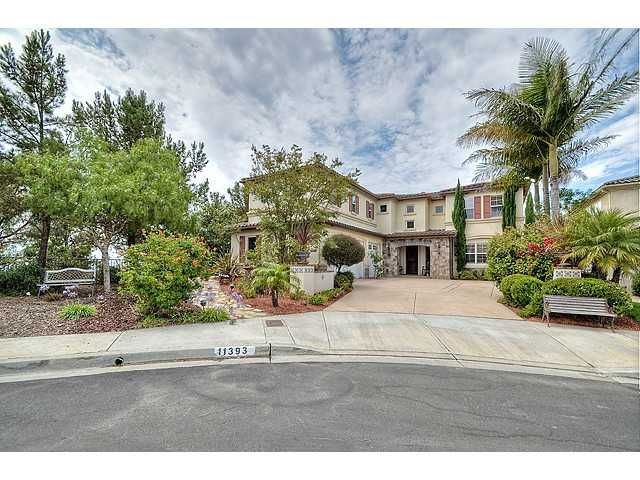 Main Photo: SCRIPPS RANCH House for sale : 5 bedrooms : 11393 Chaffinch Court in San Diego