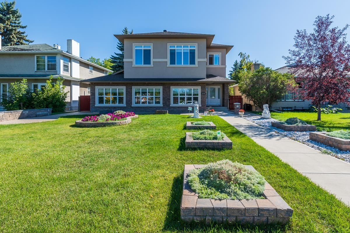 Main Photo: 8739 118 Street in Edmonton: Zone 15 House for sale : MLS®# E4262161