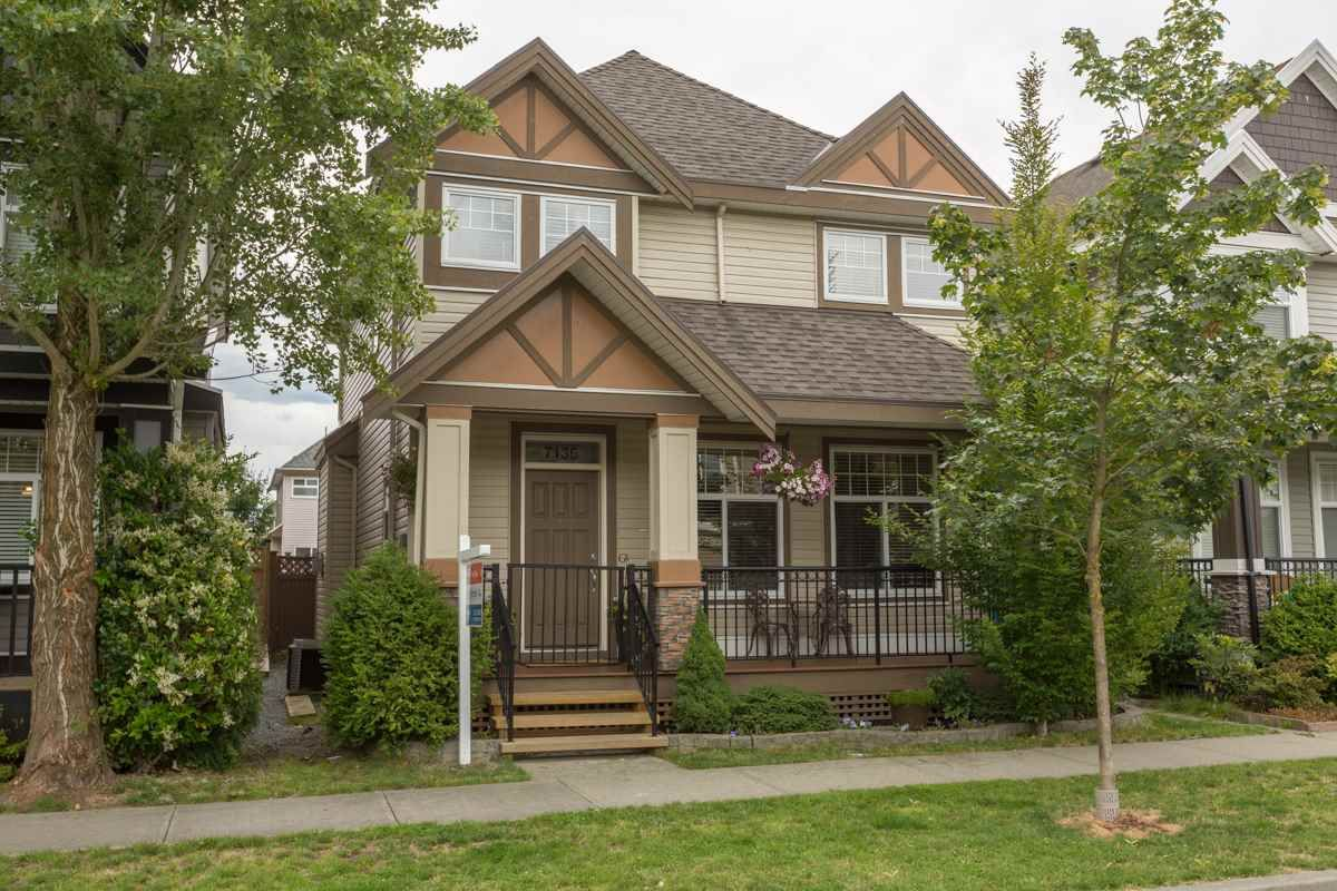 """Main Photo: 7136 194B Street in Surrey: Clayton House for sale in """"Clayton Heights"""" (Cloverdale)  : MLS®# R2079135"""