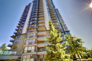 Photo 1: 2602 288 UNGLESS Way in Port Moody: North Shore Pt Moody Condo for sale : MLS®# R2295035