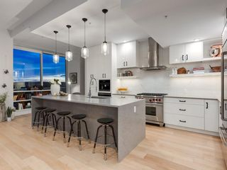 Photo 3: 1801 1234 5 Avenue NW in Calgary: Hillhurst Apartment for sale : MLS®# A1063006