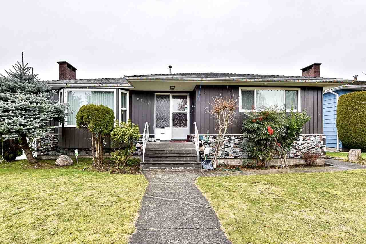 Main Photo: 7315 RUPERT Street in Vancouver: Fraserview VE House for sale (Vancouver East)  : MLS®# R2542118