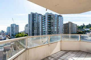 """Photo 20: 703 328 CLARKSON Street in New Westminster: Downtown NW Condo for sale in """"Highbourne Tower"""" : MLS®# R2585007"""