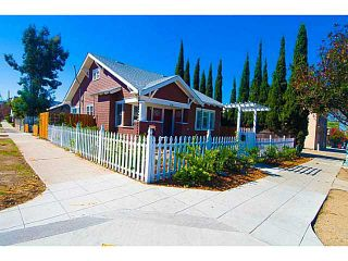Photo 2: NORTH PARK House for sale : 2 bedrooms : 2639 University Avenue in San Diego