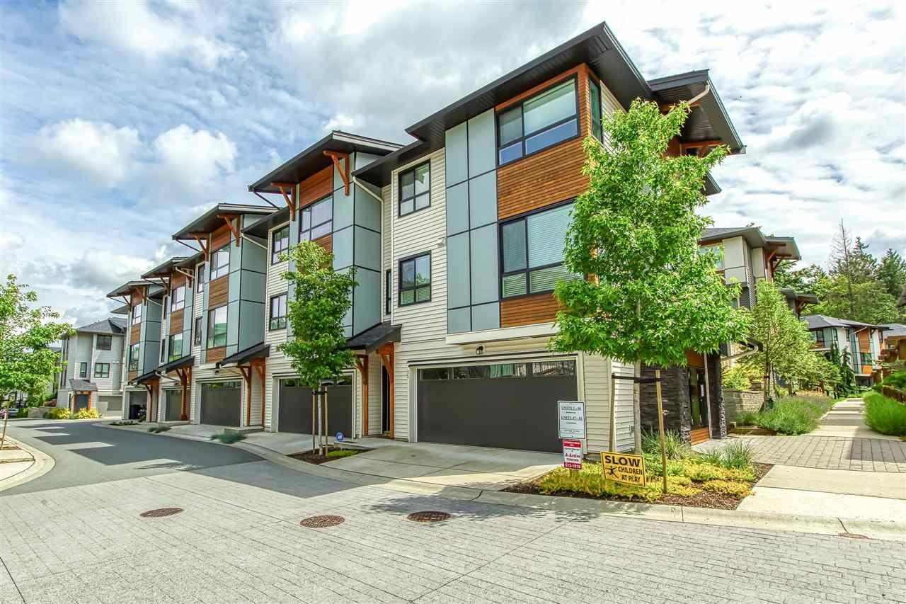 """Main Photo: 12 8508 204 Street in Langley: Willoughby Heights Townhouse for sale in """"ZETTER PLACE"""" : MLS®# R2466296"""