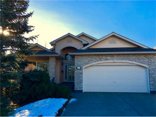 Photo 1: 313 GLENEAGLES View: Cochrane House for sale : MLS®# C4047766