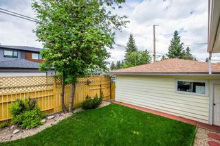 Photo 35: 127 Wedgewood Drive SW in Calgary: Wildwood Detached for sale : MLS®# A1056789