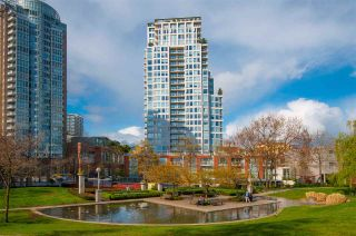 Main Photo: 806 550 TAYLOR STREET in Vancouver: Downtown VW Condo for sale (Vancouver West)  : MLS®# R2199033