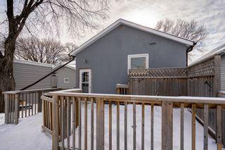 Photo 33: 111 West Melrose Avenue in Winnipeg: West Transcona House for sale (3L)  : MLS®# 202101626