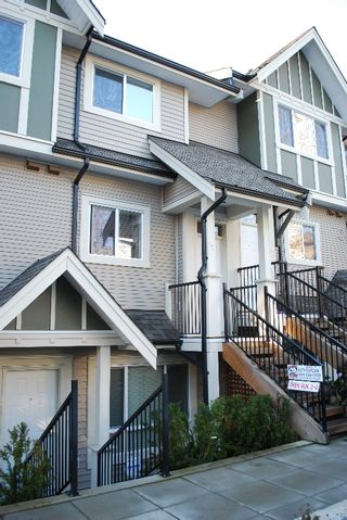 Photo 1: 17 6888 Rumble Street in Burnaby: South Slope Townhouse for sale (Burnaby South)