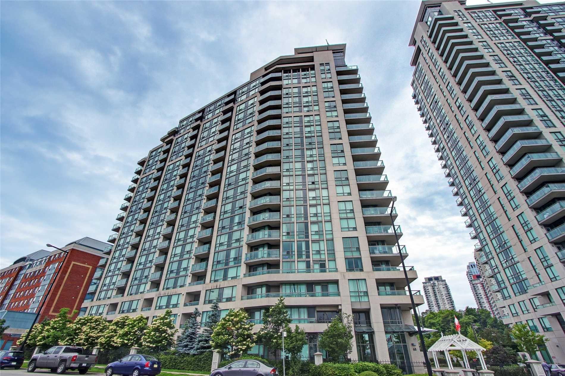 Main Photo: 801 68 Grangeway Avenue in Toronto: Woburn Condo for sale (Toronto E09)  : MLS®# E4507966