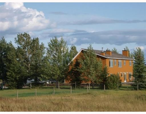 Main Photo:  in CALGARY: Rural Rocky View MD Residential Detached Single Family for sale : MLS®# C3389481