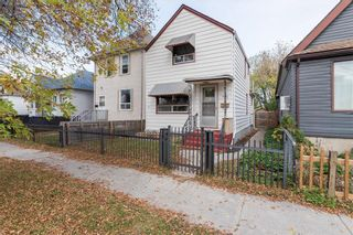 Photo 1: 465 Cathedral Avenue in Winnipeg: Sinclair Park Residential for sale (4C)  : MLS®# 202124939