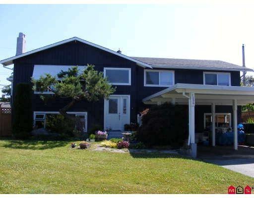 "Main Photo: 11036 SWAN Crescent in Surrey: Bolivar Heights House for sale in ""BIRDLAND"" (North Surrey)  : MLS®# F2919565"