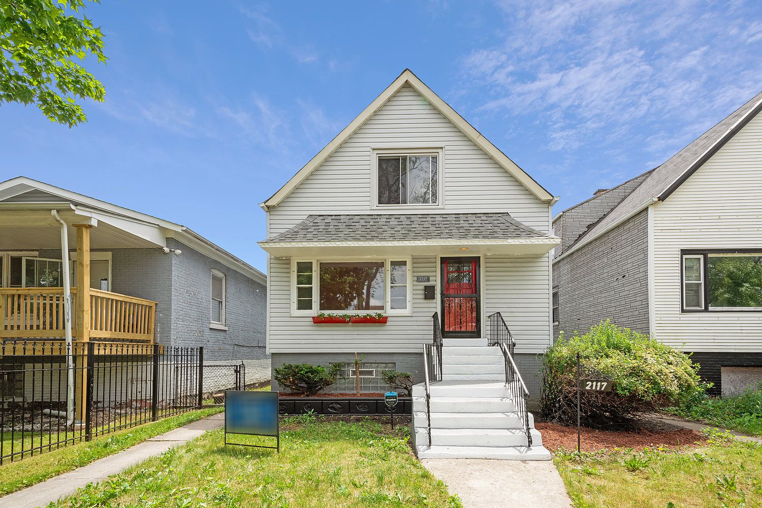 Main Photo: 2117 W 54th Place in Chicago: CHI - New City Residential for sale ()  : MLS®# 11101715