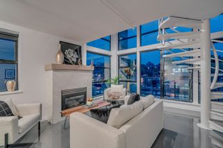 """Photo 8: 501 428 W 8TH Avenue in Vancouver: Mount Pleasant VW Condo for sale in """"XL LOFTS"""" (Vancouver West)  : MLS®# R2214757"""