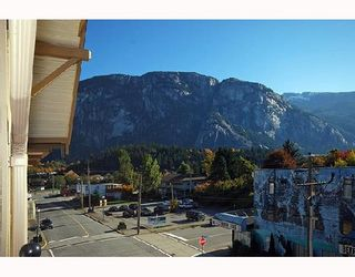 """Photo 10: 304 38003 SECOND Avenue in Squamish: Downtown SQ Condo for sale in """"SQUAMISH POINTE"""" : MLS®# V740694"""